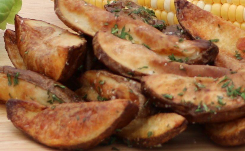Seasoned Oven Cut Fries