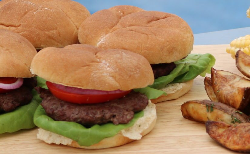 The Classic Grilled Burger