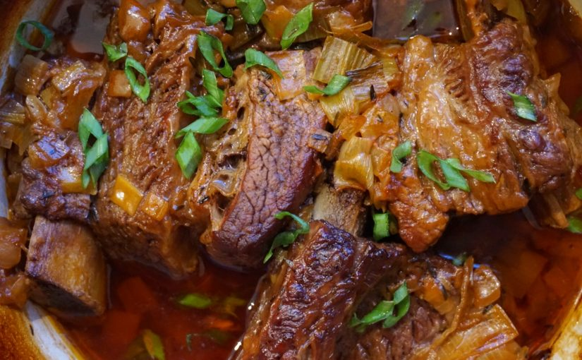 Beer City Braised Short Ribs