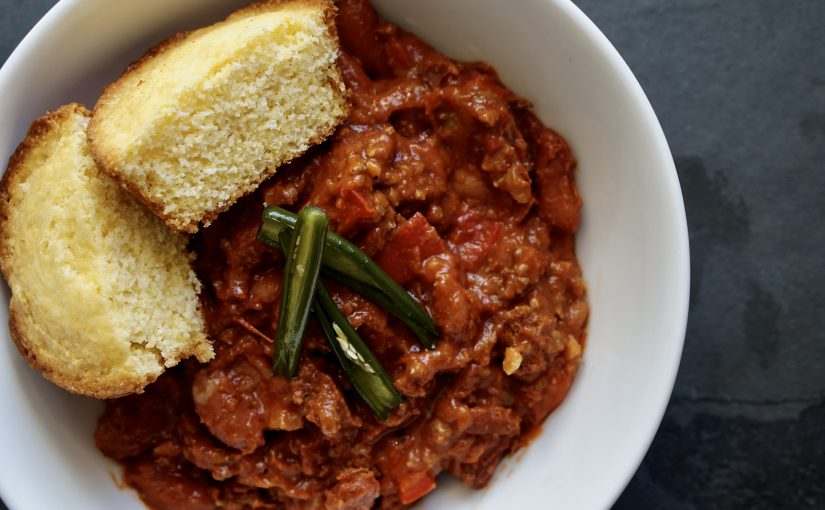 The Only Chili Recipe You'll Ever Need